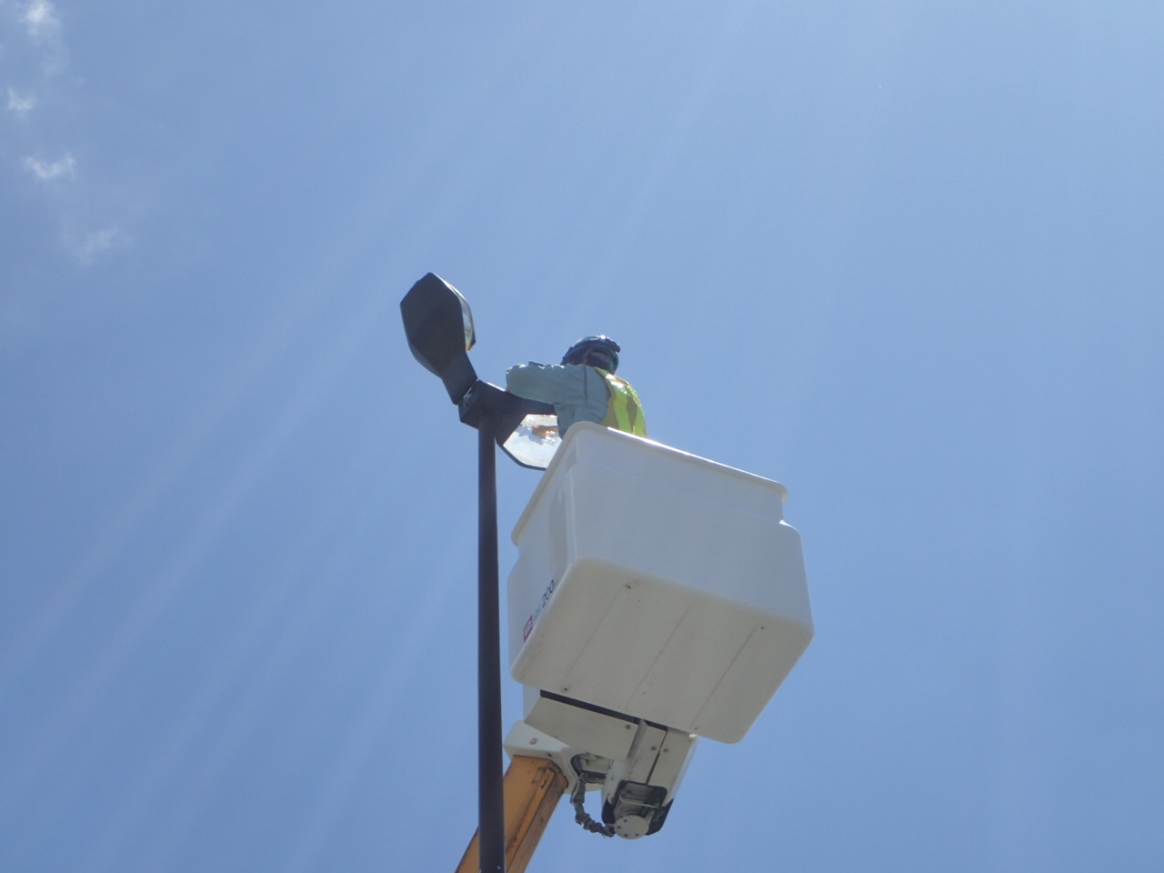 道路電気通信施設維持補修工事